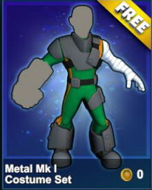 Creativerse Metal Mk 1 Costume Set free after R55 August 22nd 2018.jpg