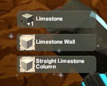 Creativerse unlock R22 Limestone Limestone Wall Column.jpg