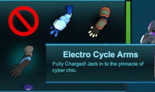 Creativerse Electro cycle arms 2018-08-22 20-09-14-31 5 basic armor costume sets.jpg