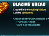 Blazing Bread