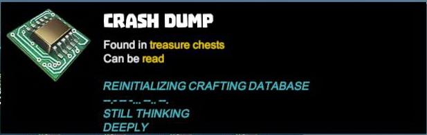 Crash Dump
