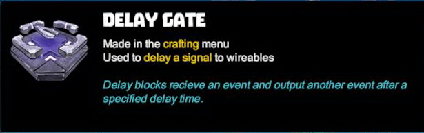Delay Gate