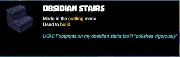 Obsidian Stairs