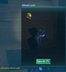 Creativerse haunted idol in ghost loot bag 2018-10-26 21-11-36-98.jpg