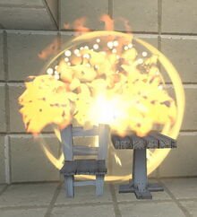 Creativerse white wood table and chair flammable 2018-12-23 17-42-08-23.jpg