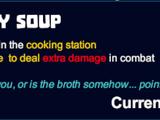 Spiky Soup