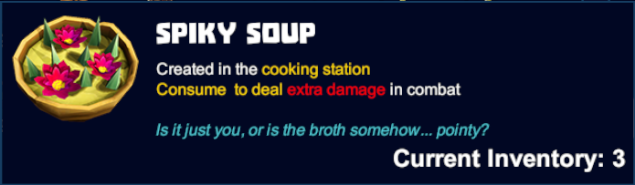Spiky Soup