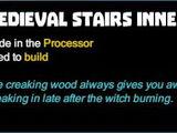 Medieval Stairs Inner Corner