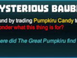Mysterious Bauble