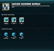 Creativerse carved diamond bundle 2019-02-17 18-43-49-91 bundles.jpg