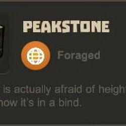 Peakstone
