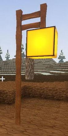 Creativerse LED lamppost yellow001.jpg