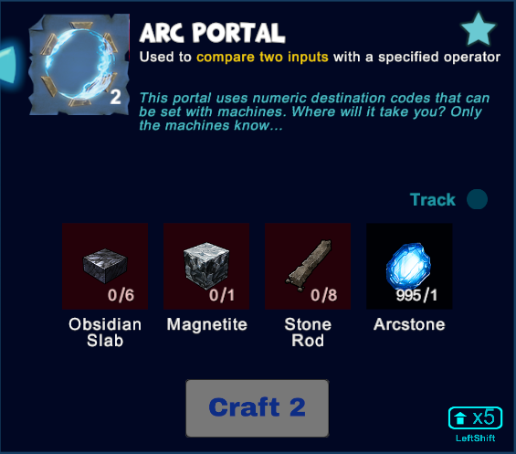 Arc Portal