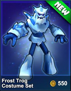 Frost Trog Costume Set