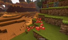 Creativerse red mushrooms next to canyons 2018-10-01 02-38-04-22.jpg