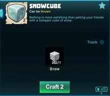 Creativerse snowcube crafting now in crafting menu 2018-09-27 21-23-03-58.jpg