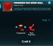 Creativerse Forbidden Red Wood Wall 2018-02-14 18-32-01-88 Valentine's Day update.jpg