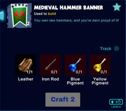 Medieval hammer banner craft.png