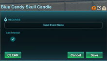 Creativerse blue candy skull candle 2017-10-19 10-36-35-62 candles etc.jpg