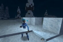 Creativerse snow destroyed below a thin layer made with AOE gauntlet smash 2018-10-15 12-50-02-12.jpg