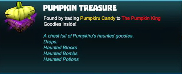 Pumpkin Treasure