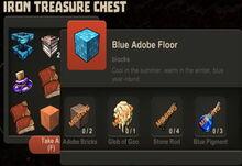 Creativerse Blue Adobe Floor Iron Treasure Chest.jpg