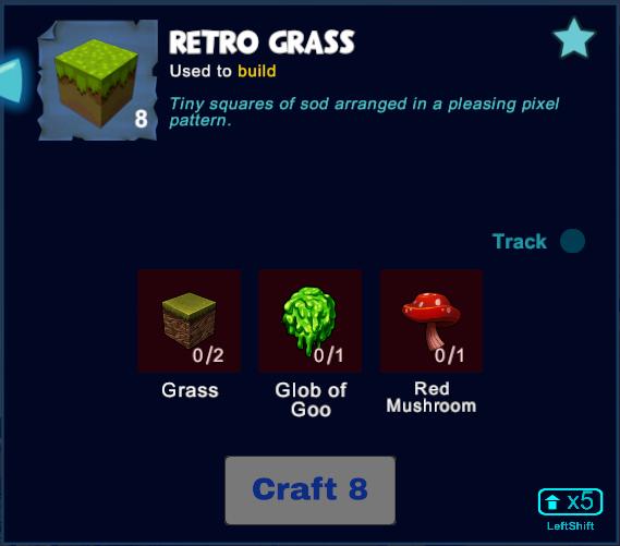 Retro Grass