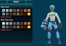 Creativerse ugly leafi turtleneck sweater and arms white-grey 2018-12-21 00-24-44-40.jpg