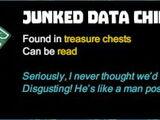 Junked Data Chip