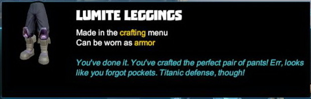 Lumite Leggings