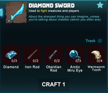 Creativerse sword crafting recipe 84.jpg