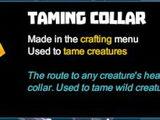 Taming Collar