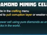 Diamond Mining Cell