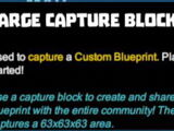Large Capture Block