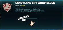 Creativerse Candycane Giftwrap Block unlock recipe 2018-12-20 20-55-16-78.jpg