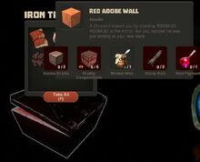 Creativerse Red Adobe Wall Iron Chest.jpg
