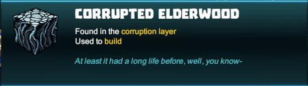 Corrupted Elderwood