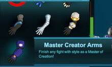Creativerse Master creator arms 2018-08-22 20-52-04-50 5 basic armor costume sets.jpg