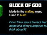 Block of Goo