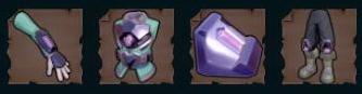 Lumite Armor