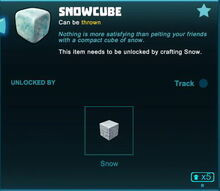 Creativerse snowcube unlock crafting 2018-09-27 18-36-37-83.jpg