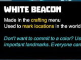 White Beacon