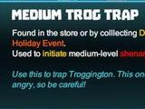 Medium Trog Trap