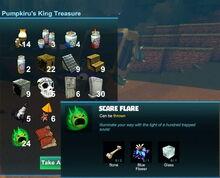 Creativerse Pumpkiru's King Treasure Scare Flare 2017-10-24 12-59-24-03.jpg