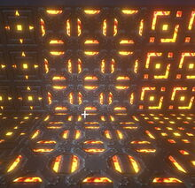 Creativerse Crossed Furnace Wall glows now001.jpg