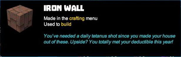 Iron Wall