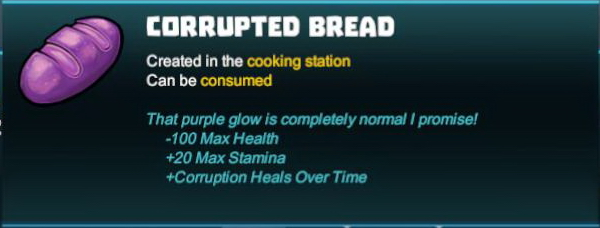 Corrupted Bread