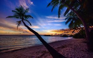 Playa de Bahía , sitio que se cree inspiro el nombre del país.
