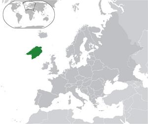 Localización de Atland