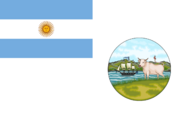Islas Malvinas, Georgias y Sandwich Bandera